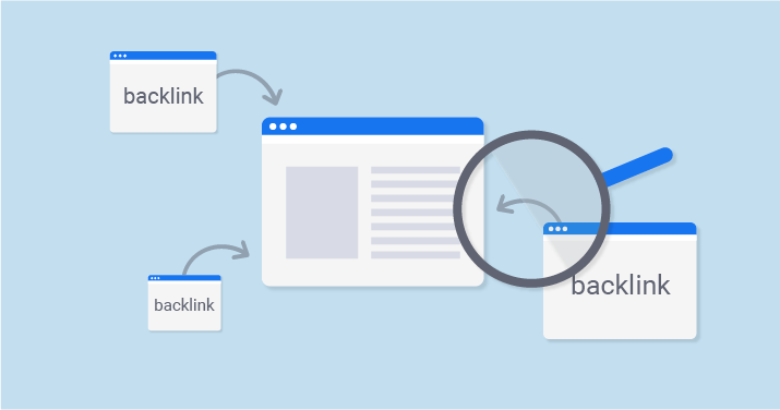 Blogs backlinks